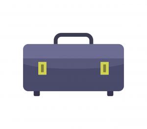 screwdriver, icons, equipment