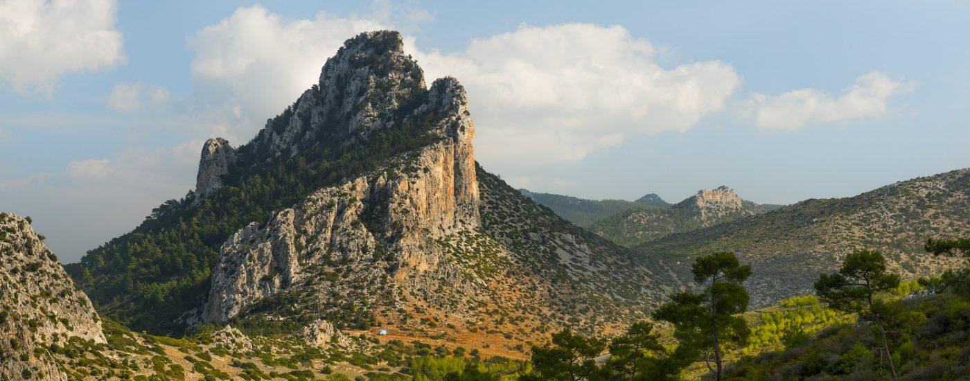 Pentadaktylos Mountains © Silvio A. Rusmigo